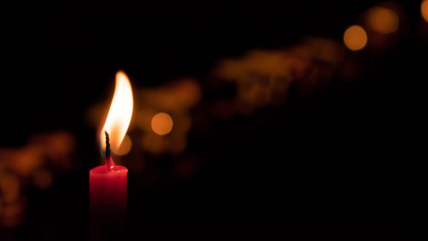 picture of a candle